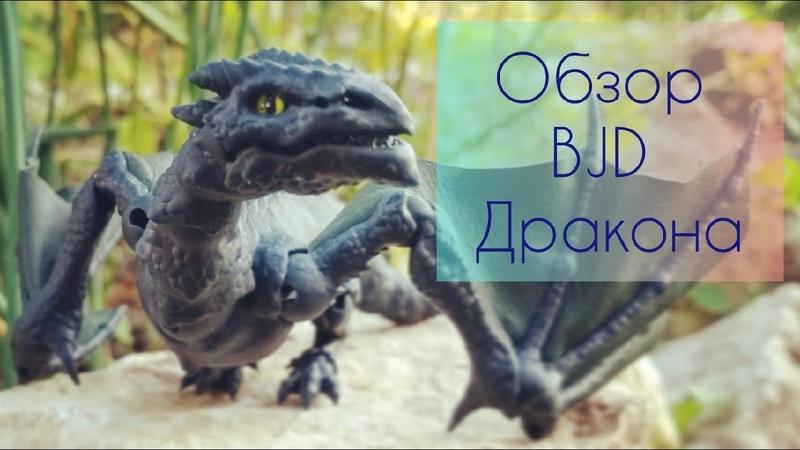 Шарнирный дракон Ветерок Быстрый обзор работы шарниров BJD dragon Wind joints revew