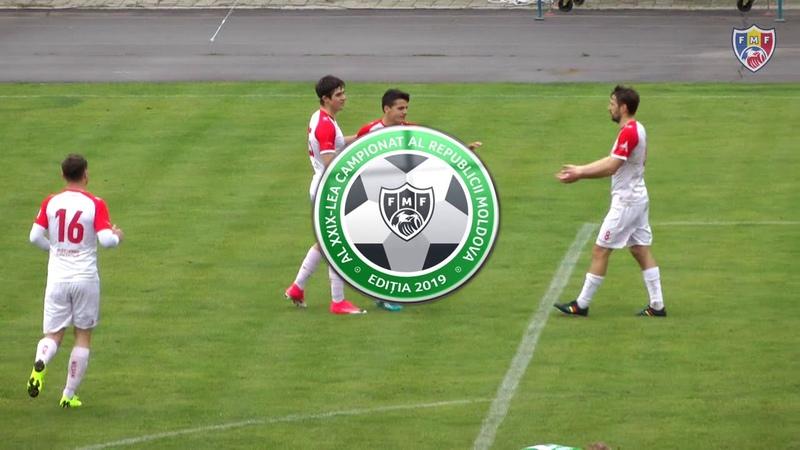Milsami 3 0 Zimbru Divizia Nationala Golurile Meciului 12 04 2019