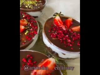 Трайфлы🔥 Самый нашумевший десерт 🤪 Ну какая же это бомбическая вкуснотааа 🤤