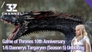 Game of Thrones 10th Anniversary1/6 Daenerys Targaryen Season 5 Unboxing