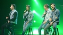Westlife Medley of old songs Twenty Tour 2019 opening night