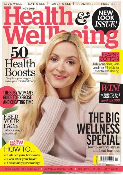 Health & Wellbeing 11.2019