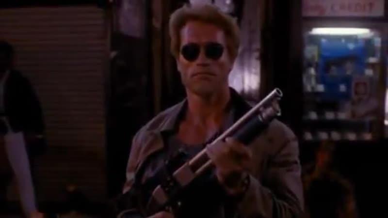 Schwarzenegger - Ich hänge an meinem Auto