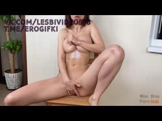 Slow stripping and teasing before fingering myself - mini diva_mini diva_hls_1080p (1)