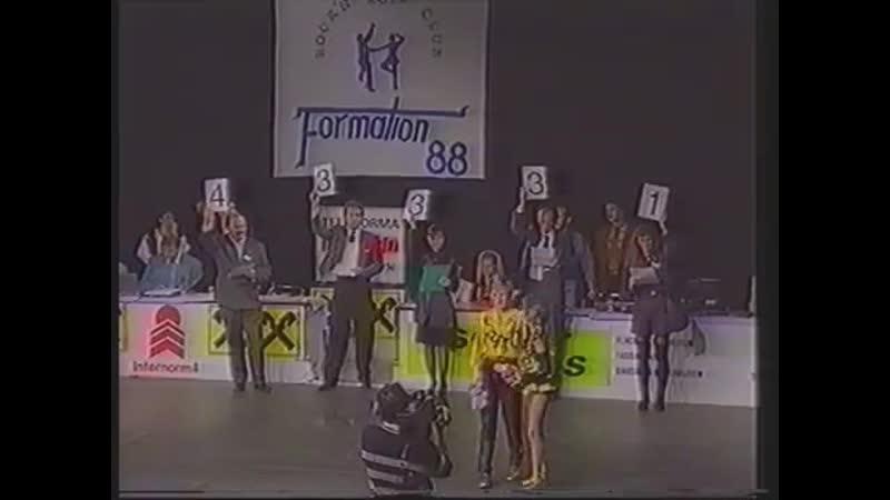 1994 11 03 RnR Junioren EM Weiz 5 часть из 5 ФИНАЛ