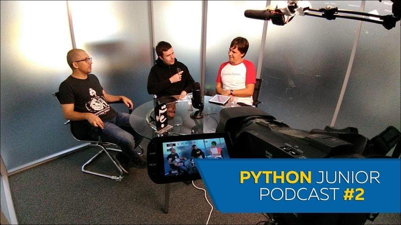 Python Junior подкаст Выпуск 2 Про сообщества резюме разработчика и рейтинги ЯП