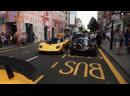 Pagani Zondas makes people delirious in London