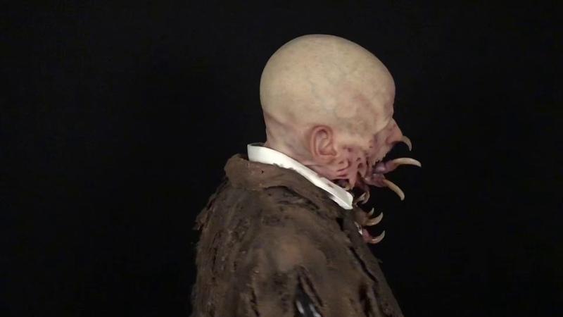Host. Flesh variant