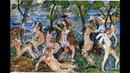 Морис Брэзил Прендергаст Prendergast Maurice картины великих художников