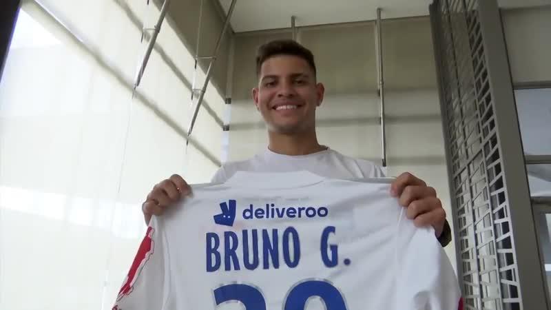 Bruno Guimaraes à l'OL jusqu'en 2024 Communiqué ️