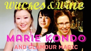 69. Two Witches Talk about Marie Kondo and Glamour Magic, with Deborah Castellano
