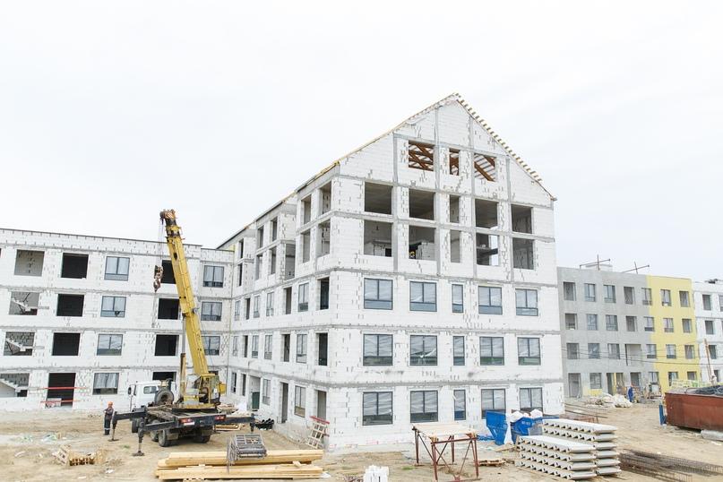 Отчет о ходе строительства квартал «Среда» май 2020, изображение №1