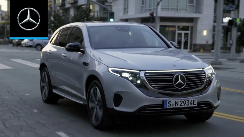 Mercedes-Benz EQC (2019): Pure Driving Pleasure | 60 Seconds
