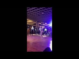 Liza zak/2 круг/everybody dancehall on danzainfiera (italiy 2019)