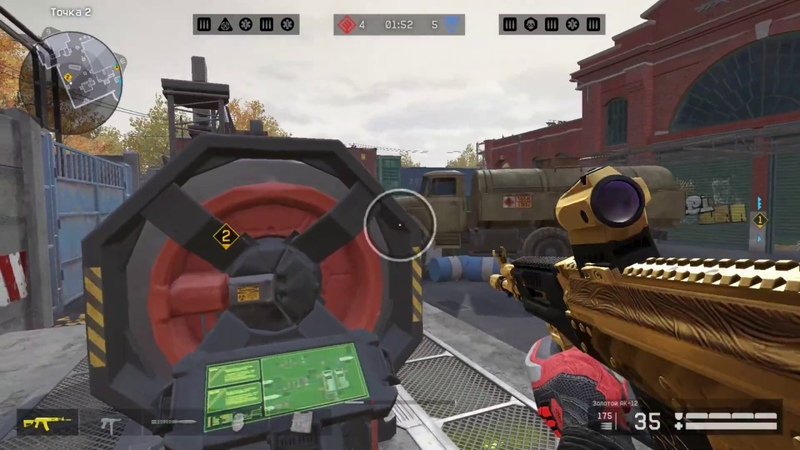 Warface RM Clutches Moments by Мр Ф1нч3р 4