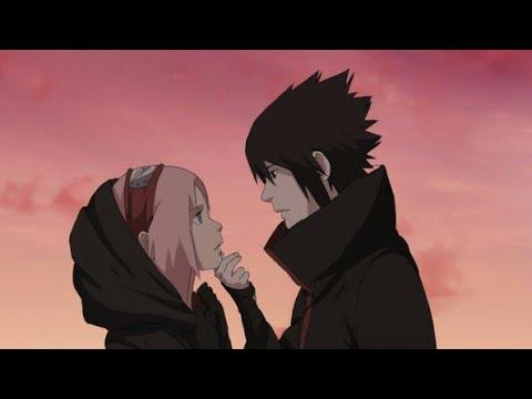Touching moments of Sasuke and Sakura Naruto Трогательные моменты Саске и Сакуры