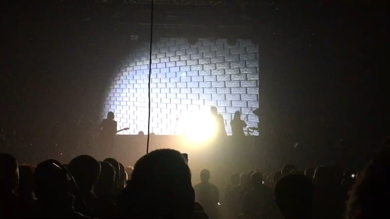 Pink Floyd Show UK Hey You Live at Trud Stadium Irkutsk 29 11 2019