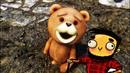 Skyrim mod: Мишка Руперт / Rupert the Teddy Bear моя озввучка Мишки