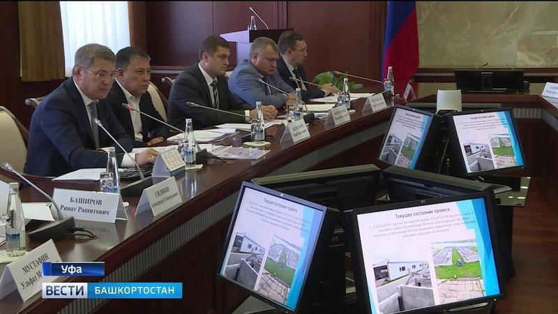 Единственный в Башкирии рыбхоз ждет модернизация