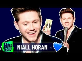 Niall Horan Accidentally Compared Harry Styles to Jim Carrey On The BRITs Red Carpet ¦ Hits Radio [RUS SUB]
