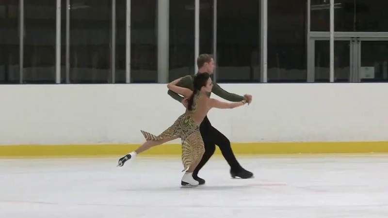Madison CHOCK Evan BATES USA Free Dance 2019 US Int Skating Classic