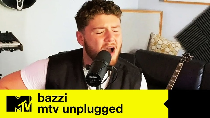 Bazzi 'Renee's Song' 'Chasing Cars' 'Young And Alive' LIVE MTV Unplugged At Home