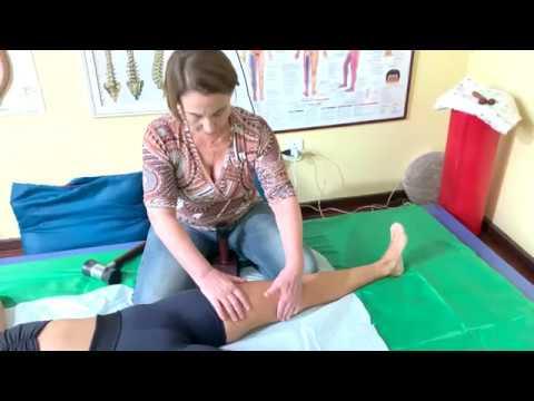 Realinhamento do Quadril Ajustamento das Pernas e Joelhos com Quiropraxia e Seitai