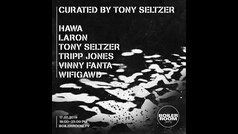 BR NYC: Curated by Tony Seltzer