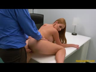 Kaisa Nord - Sexy busty model sprayed with cum
