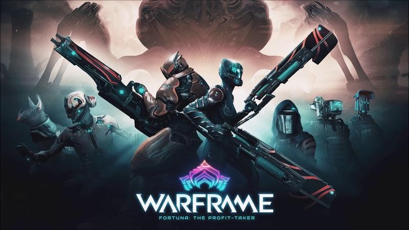 Warframe OST The Profit Taker Fortuna Part 2 Somachord Null Unit