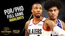 Portland Trail Blazers vs Phoenix Suns Full Game Highlights October 12 2019 FreeDawkins