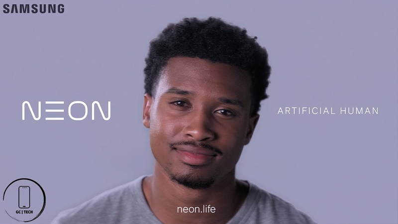 Exclusive Samsungs NEON Revealed - Leaked Trailer Looks Perfectly Human!