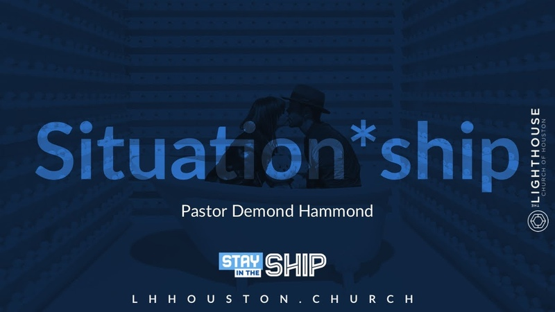 Situation ships Pastor Demond Hammond