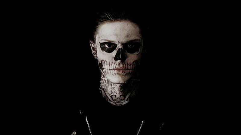 Американская история ужасов American Horror Story Эван Питерс Evan Peters Тейт Лэнгдон Tate Langdon James March