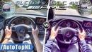 Mercedes AMG GLC 43 vs 63 S | 0-250km/h ACCELERATION TOP SPEED SOUND AUTOBAHN POV by AutoTopNL