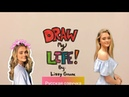 Draw My Life РИСУЮ МОЮ ЖИЗНЬ ЛИЗЗИ ГРИН РУССКАЯ ОЗВУЧКА LizzyGreene