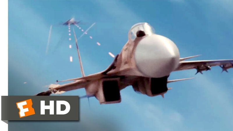 Stealth 2005 EDI Dogfight Scene 9 10 Movieclips