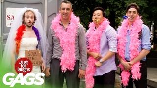 Bachelor Party Bros Take Hazing WAY Too Far