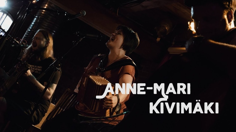 Anne-Mari Kivimäki Palomylly in Tampere