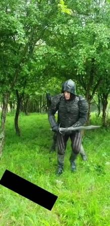 Нильфгаардская броня и оружие в сериале Ведьмак от Netflix PlayGround.ru