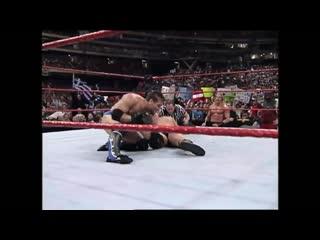 Stone Cold vs Ken Shamrock, Test, Kane, Chyna Big Boss Man, Vince McMahon