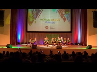 Maxdance   baby star - football players   spring concert 2019