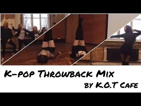 K O T Cafe Throwback Mix NU'EST MISS A GOT7 24K B A P After School Boyfriend смотреть онлайн без регистрации