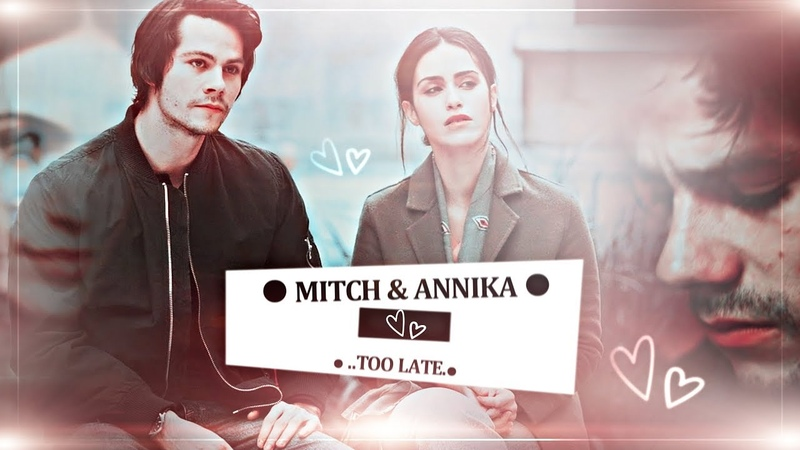❖ Mitch Rapp Annika Too late American Assassin