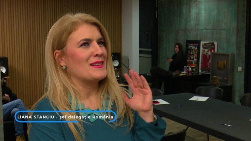 Destinaţia Eurovision Vocea care va reprezenta România la Rotterdam (@TVR1)