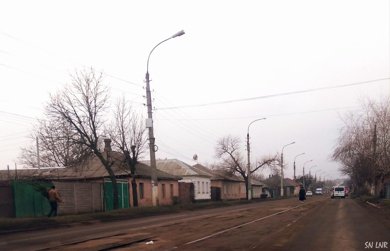 Погода и ёлки в Луганске сегодня 23