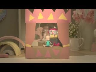 Малышарики Новые серии  Кубик