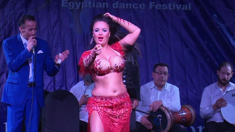 ANNA BORISOVA - Cairo, Raqs of Course Festival 2019