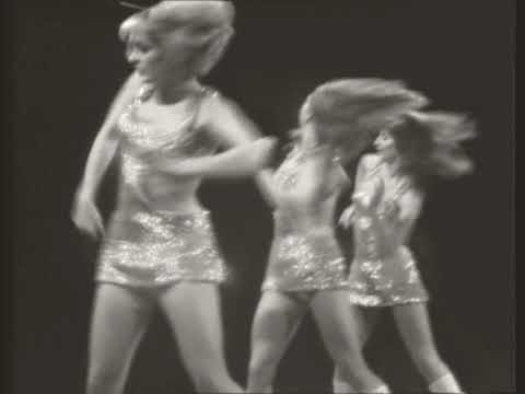 Pans People dance to Bucket T - Jan and Dean in 1968