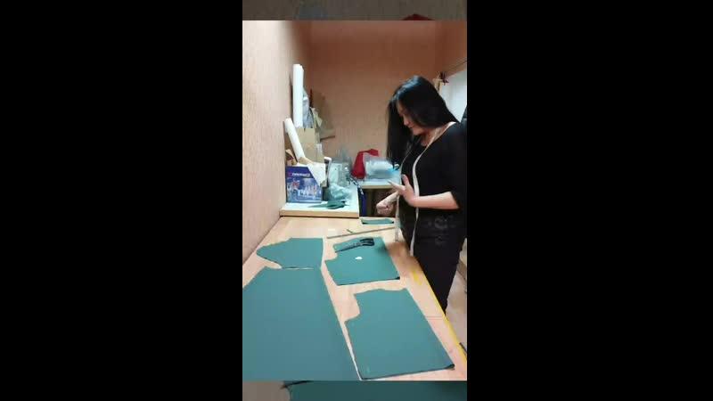 《Құдағи көйлек》от atelierRaushan.mp4